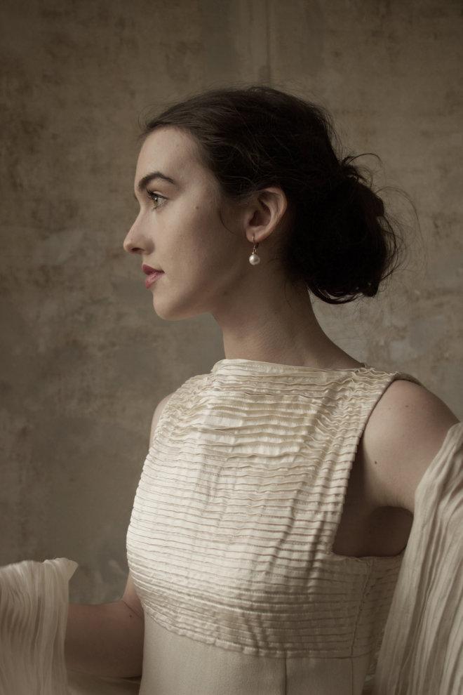 Ribbeltjes jurk